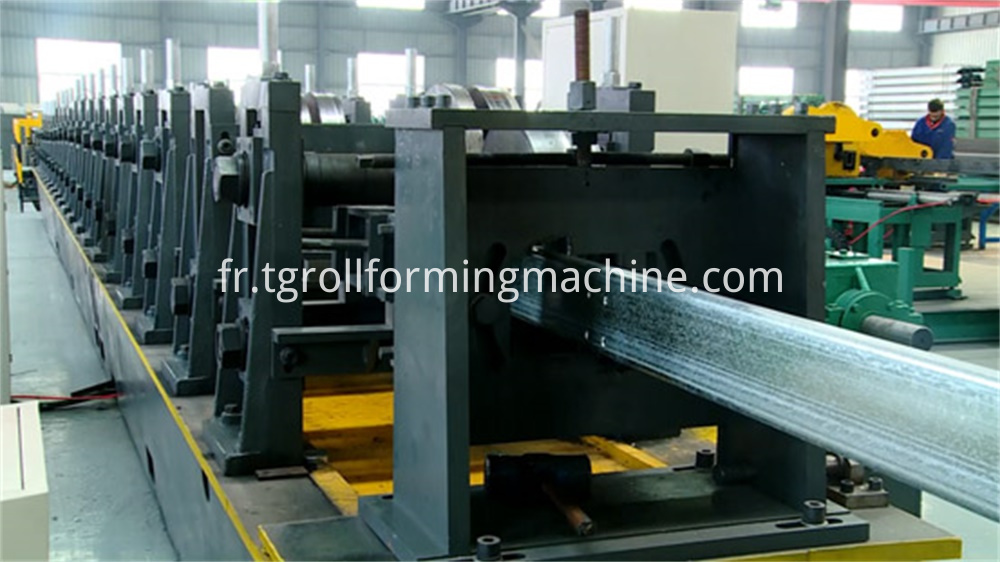 Parking Garage Profile Roll Forming Machine