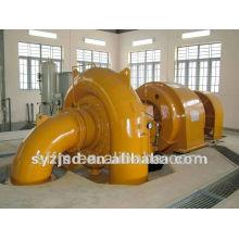 Gerador de turbina kaplan para usina hidrelétrica