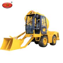 FM4.3 Self Loading Mobile Concrete Truck Mixer
