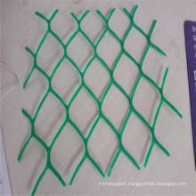 Green Color PP Plastic Woven Wire Mesh for Poultry