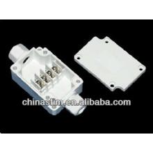Tibox Plastic Waterproof Terminal Block Box IP66
