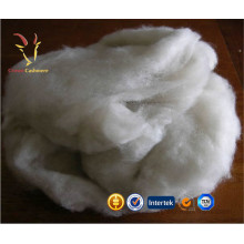 Dehaired Goat Wool Pure Combed Cashmere Yarn Fiber