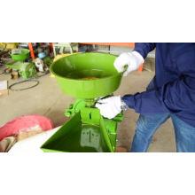 Máquina de molienda de maíz en grano en molino de harina