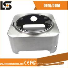 Китай завод OEM частей с хорошим качеством и сертификат SGS алюминиевая заливка формы давления