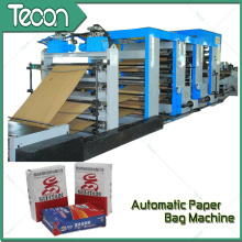 Auto Control Kraft Paper Bag Machine