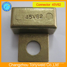 Connecteur de câble adaptateur 45V62 pour torche tig