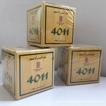 China chá verde 4011