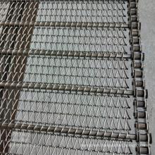 Metal Mesh Chain Conveyor Belt For Roasting Food