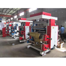 Two-color Flexographic Printing Machine