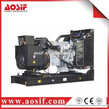 Aosif 50HZ 320KW / 400KVA с водяным охлаждением дизельного генератора Power by Perkins