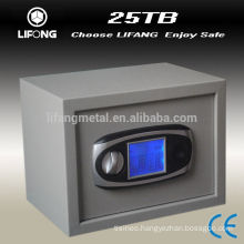 Electronic combination key safe, box safe, safety box with different sizes and colors