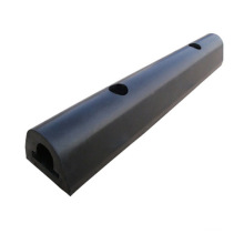 D Type Marine Dock Fenders Rubber Dock Bumpers for Boats