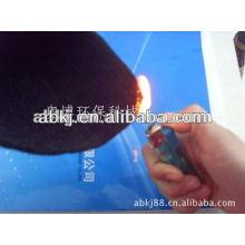 tela filtrante retardante de llama Tela filtrante activada de carbono
