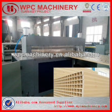 Wood Plastic Door Panel Production Line (PVC and Wood powder composite)