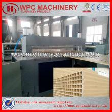 Линия производства деревянной пластиковой дверной панели (композит из ПВХ и древесного порошка)