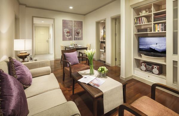 Superior Executive One-Bedroom Apartment
