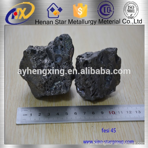 2017 new technology Ferro Silicon Alloy for steel making