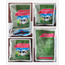 Antibiotics Doxycycline HCL Water Soluble Powder 20%