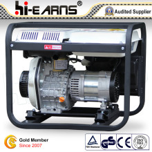 Air-Cooled Open Frame Type Single Cylinder Diesel Generator (DG2500E)