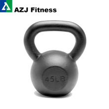45 LB Powder Coated Kettlebells