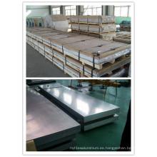 Hoja de aleación de aluminio de gran anchura extra