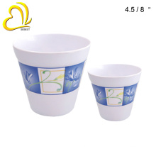 cheap wholesale home decoration melamine plastic vase