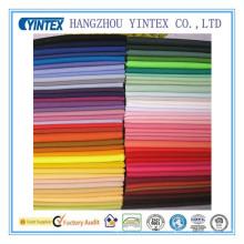 Tissu de coton confortable de bonne qualité pour le textile à la maison