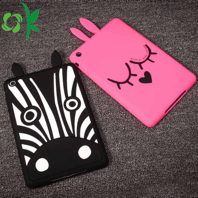 Custom Silicone Tablet Case