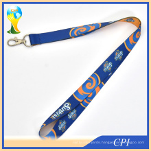 2016 Fashion Heat Transfer Lanyard with Custom Logo