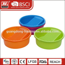 plastic wash basin