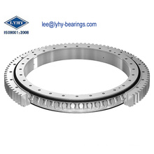 Cross Roller Slewing Bearings with an External Gear (RKS. 921150303001)