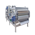 Belt filter press for dewatering