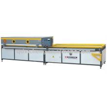 Máquina de prensa de membrana a vácuo