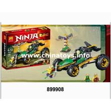 Gute Qualität Kunststoff Spielzeug Baustein (899908)