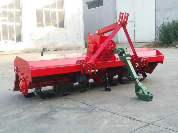 Rotary Tiller Attachment