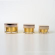 15g 30g 50g Square Acrylic Jars (EF-J11)