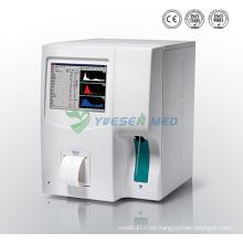 Ysvet0302 Clinic Máquina automática de análisis de sangre veterinaria