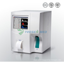 Ysvet0302 Automatic Veterinary Portable Blood Analyzer