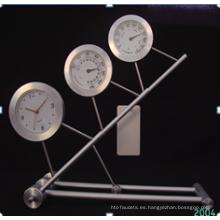 Reloj de regalo de mesa de aluminio (DZ45)