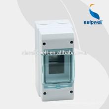 Saip / Saipwell Haute Qualité Boîte De Distribution De Commutateur De Disjoncteur Avec Certification CE 1WAY-24WAY