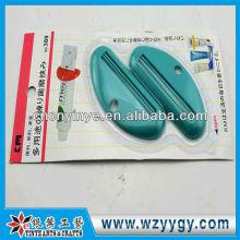 Exprimidor de pasta plástico promocional encargo popular titular