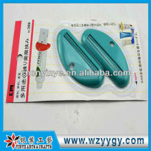 Popular custom promotional plastic toothpaste holder squeezer