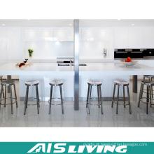 Mobília moderna do armário de cozinha do armazenamento da laca (AIS-K416)