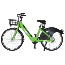 New condition 36V 750W 26 inch solid tyre public sharing electric bicycle
