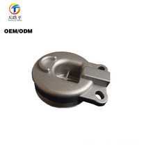 Custom precision casting parts carbon steel electrical power line accessory