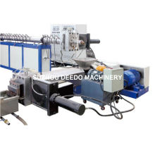Plastic Granulator with Side Feeder for PP PE Films
