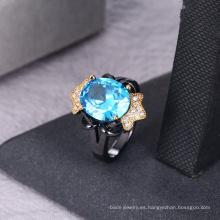 Regalo para niñas nuevo diseño Candy ring jewelry women accesorios lindos