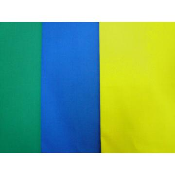 Plain Dyed Poly Cotton Poplin Fabric 45x45 115gsm