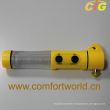 Multi-Function LED Flashlight for Auto-Used (SAFJ04065)