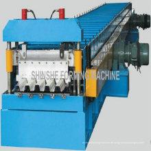 Metall Farbe Dachbahn Umformmaschine